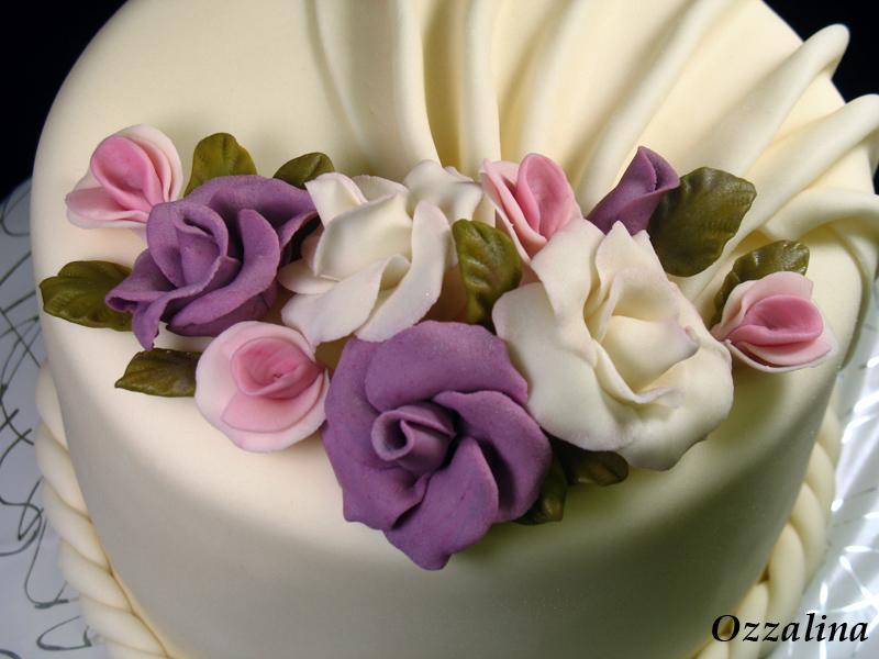 Украшение и оформление тортов, рецепты, фото тортов, интересные заметки.